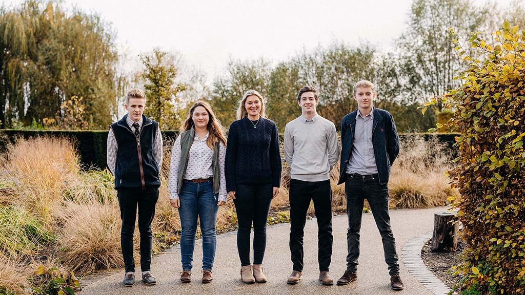 Ag students offered £5,000 bursary through Jordans and PCF
