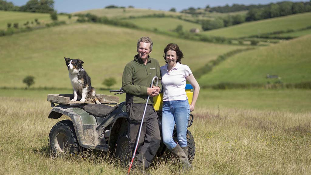'People are more relaxed, they sleep better' - farm offers respite to mental health sufferers