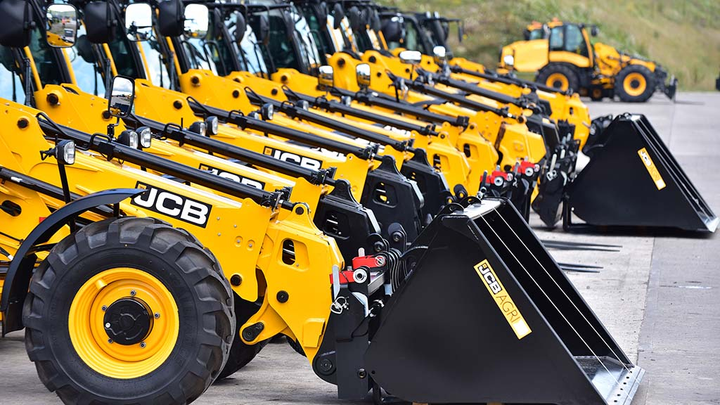 Behind the scenes: How does JCB construct its TM range of loaders?