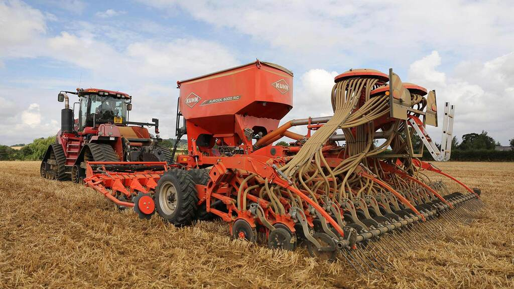 User review: Kuhn's Aurock direct drill proves itself to be a flexible beast