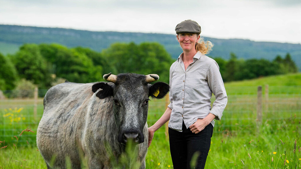 Matching specific breeds to farms makes for a successful business