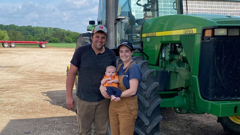Ag in my Land: Life on a Canadian dairy farm