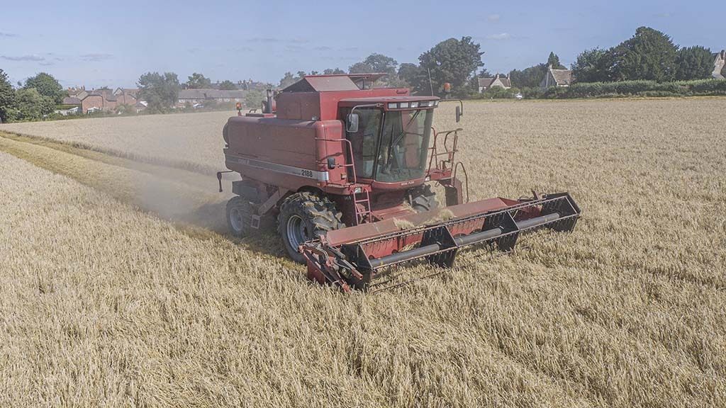 User review: How a classic Case IH Axial Flow combine offers the cost-effective capacity