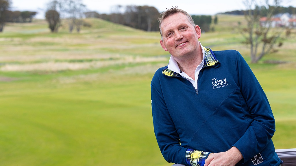 Doddie Weir says hope is key for those suffering with motor neurone disease