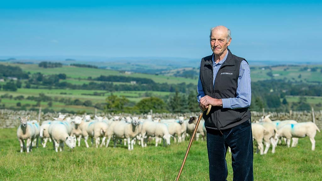 'Twenty years on I'd like to think that Defra and Natural England have realised that farmers know what they are talking about' - Ken Lumley