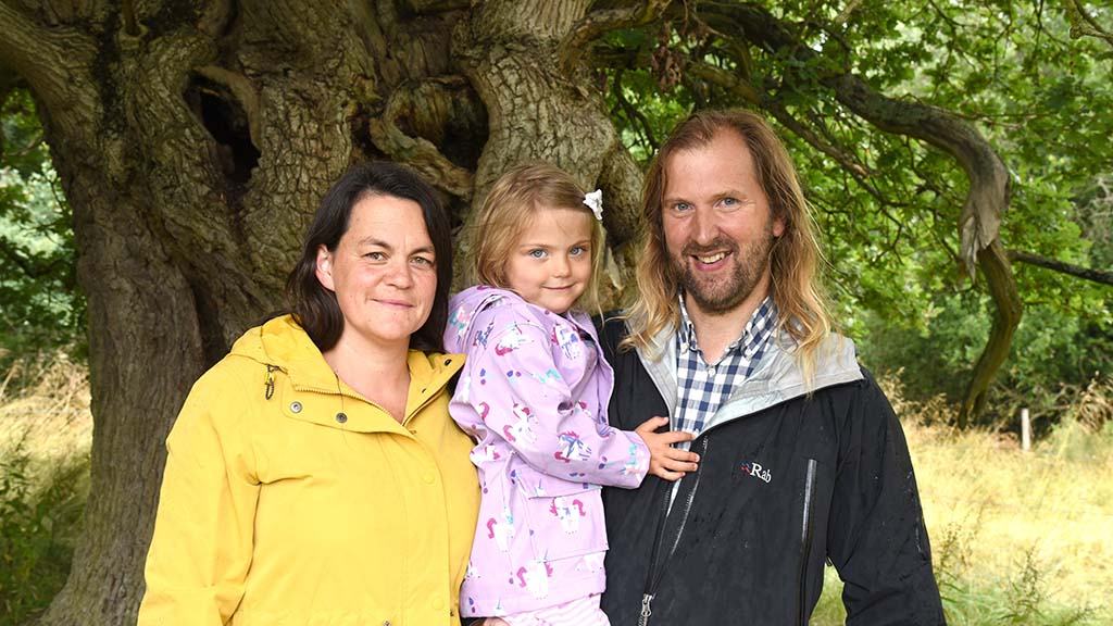 Changing focus puts conservation at heart of Yorkshire farm