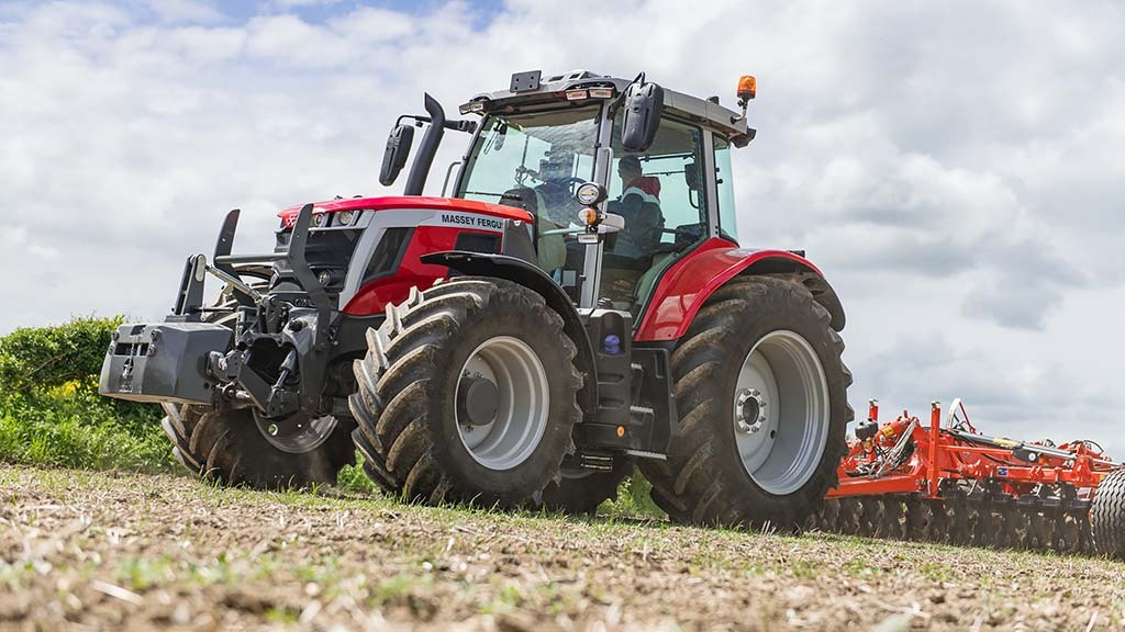 Massey Ferguson adds more power to 8S Series and unveils 6S and 7S tractor ranges