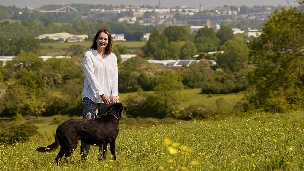 'If that piece of farm goes there is no way we can stay here' - Fight to save Bristol's last working farm