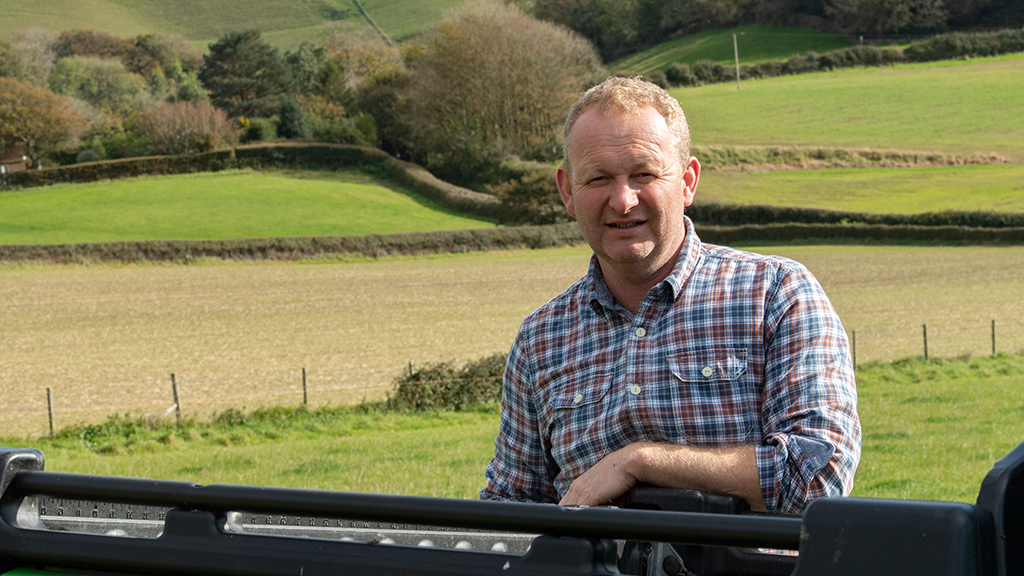 In your field: Mike Harris - 'The prize for our herd was gratefully received'