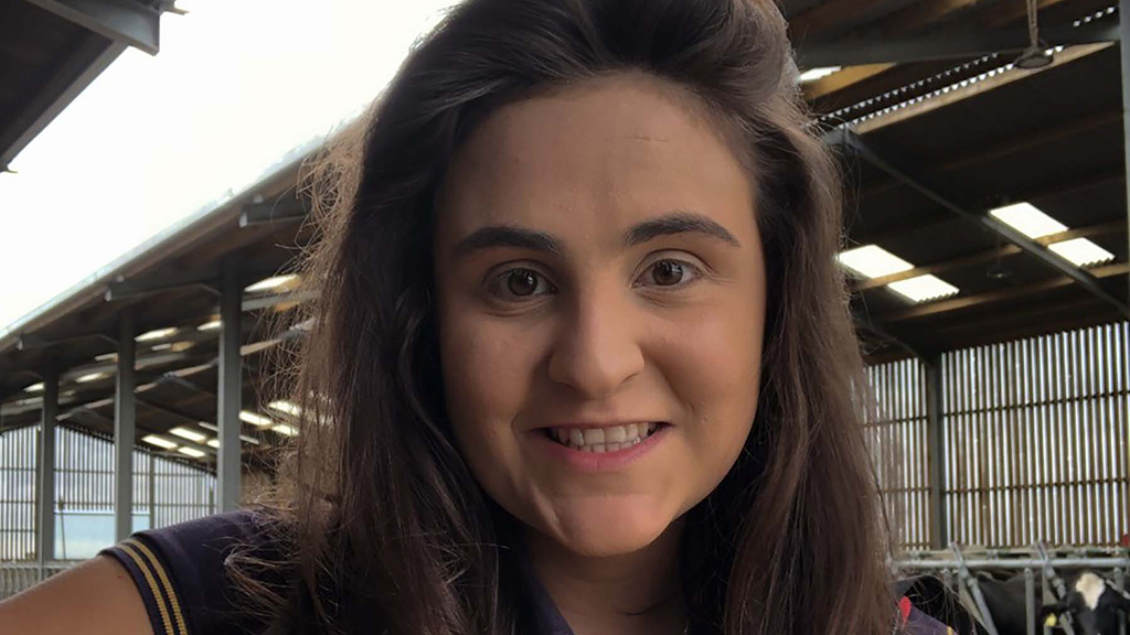 Young farmer focus: Siobhan Rutter - 'Working for other farms enables you to see different industry perspectives'